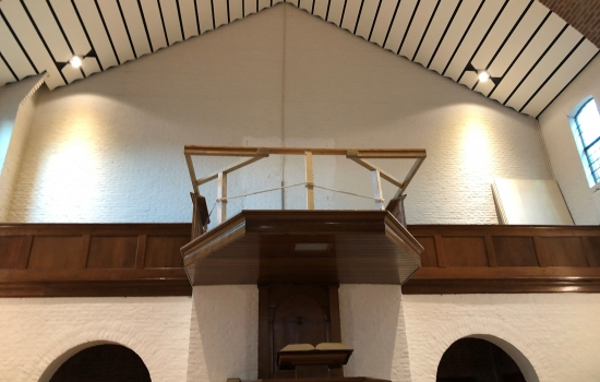 nieuw orgel
